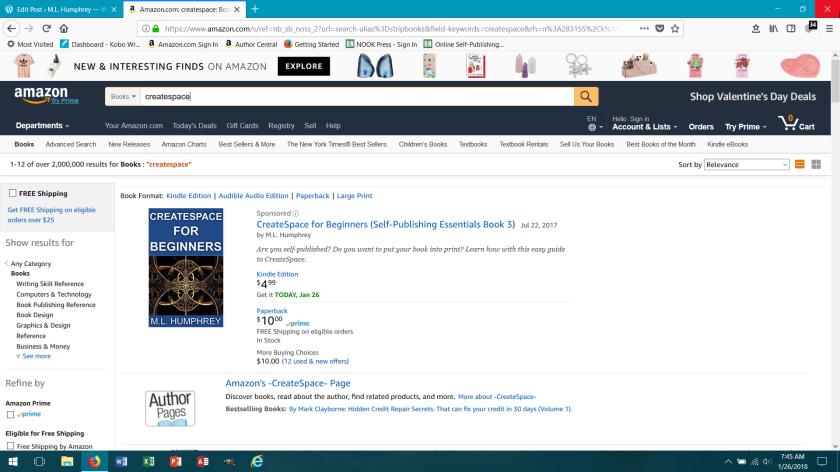 Amazon CS search