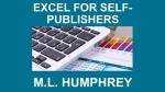 EXCEL FOR SELF PUBLISHERS