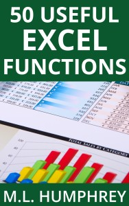 50 Excel Functions open sans