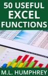 50 Excel Functions open sans