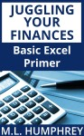 Juggling Your Finances Excel open sans