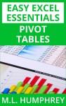 Pivot Tables open sans