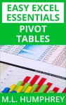 Pivot Tables open sans