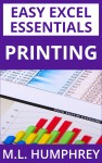 Printing open sans