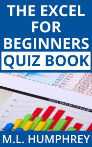 Excel for Beginners Quiz Book 20181202