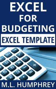Excel for Budgeting excel template