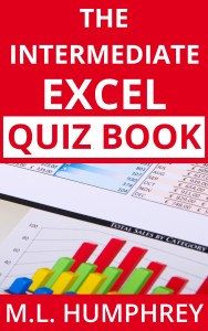 Intermediate Excel Quiz Book 20181202