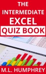 Intermediate Excel Quiz Book 20181202