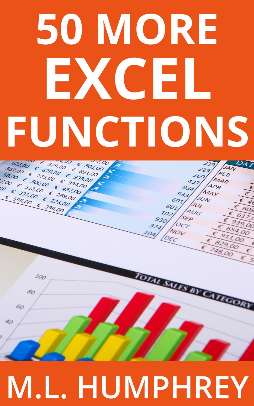50 More Excel Functions open sans