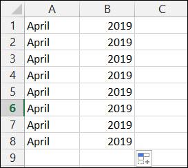 Excel Copy Paste 2
