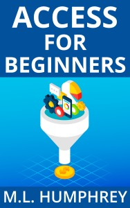 Access for Beginners 20200202