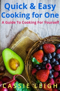 Quick--Easy-Cooking-for-One-Kindle