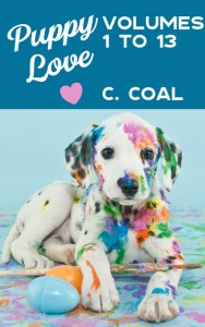 Puppy Love Volumes 1 to 13 small