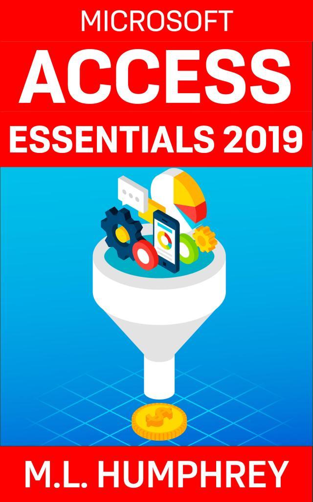 Access Essentials 2019 Cover