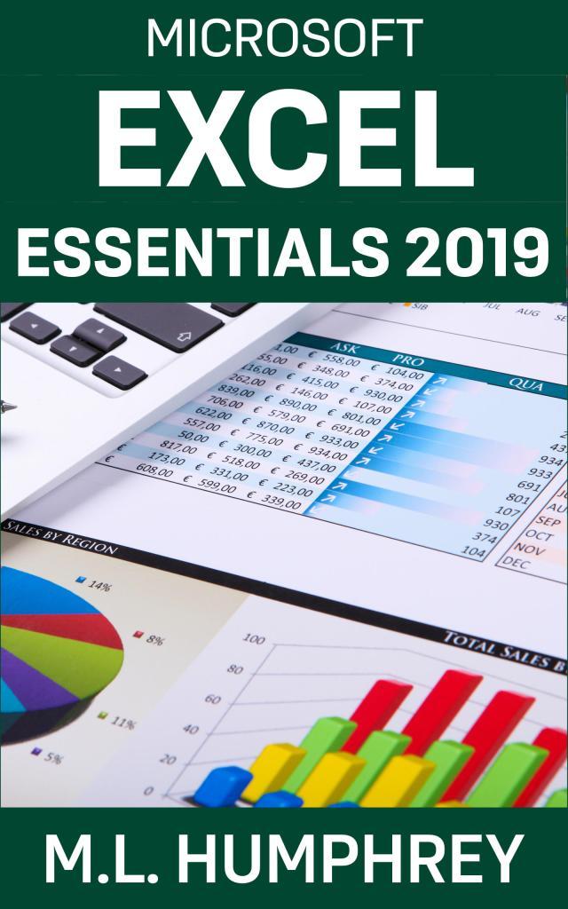 Excel Essentials 2019 Cover