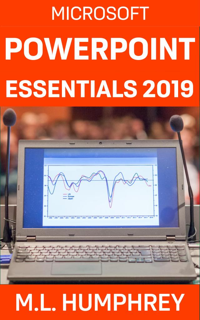 PowerPoint Essentials 2019 Cover