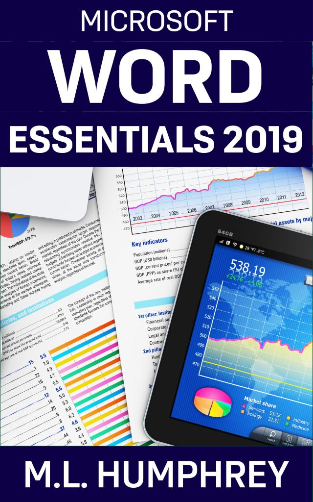 Word Essentials 2019 Cover